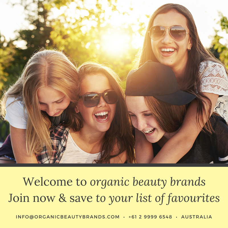 Organic Beauty Brands