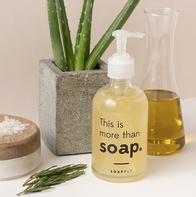 Liquid Hand Wash by Soapply